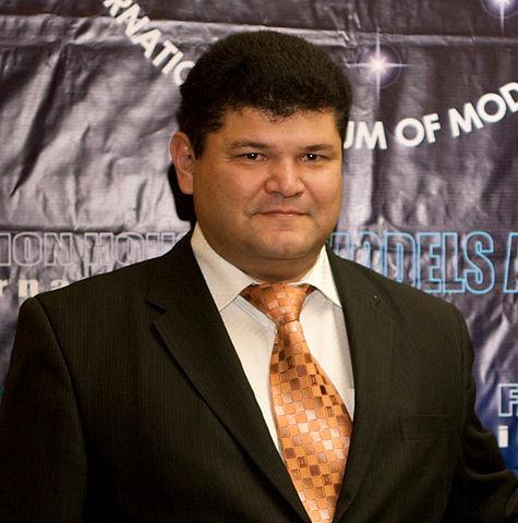 Поздравляем с днем рождения генерального продюсера WORLD BEAUTY Вадима Хусаинова
