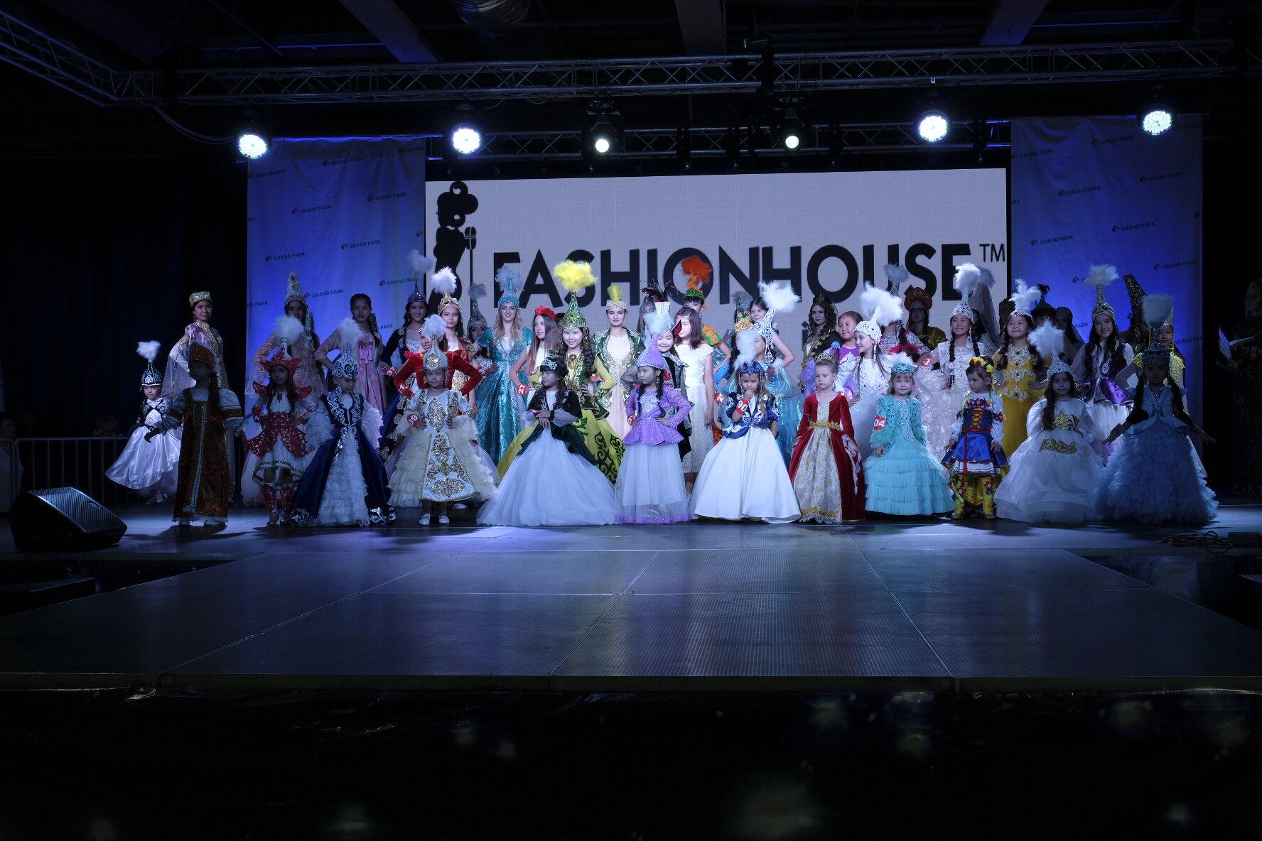 Итоги фестиваля красоты,моды и таланта «Fashion House International Kazakhstan 2019».