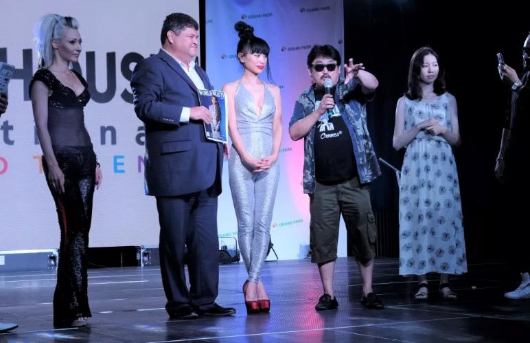 Казахстанский Fashion на уровне Голливуда