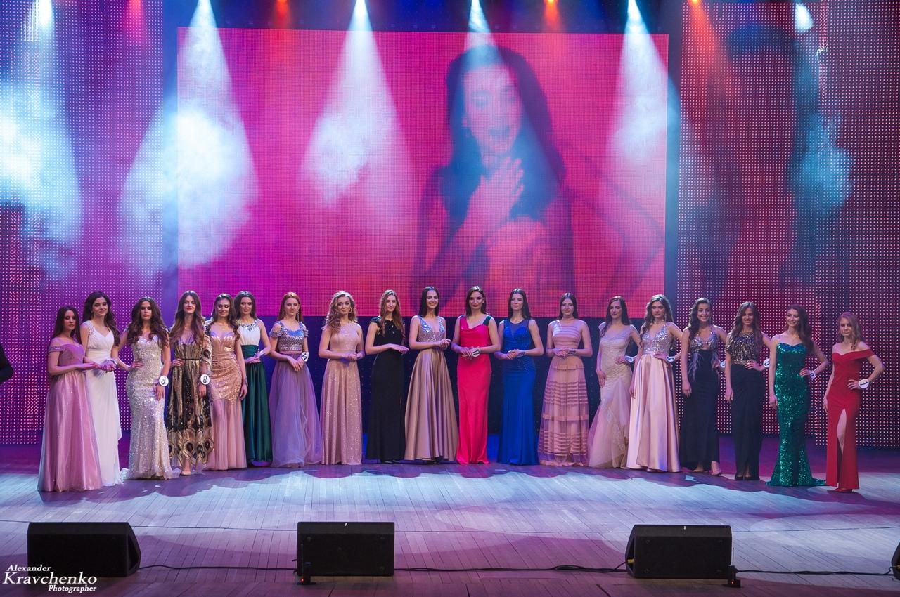 В Донецке прошел финал конкурса «Краса Донбасса – 2020»